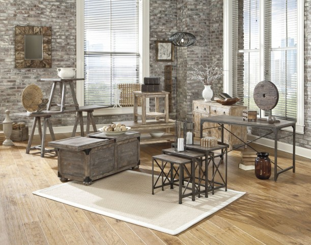 Rustic Accents Occasional Table Set