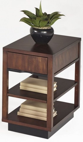 Sophisticate Prima Vera Chairside Table