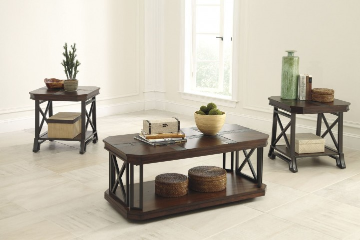 Vinasville 3-in-1 Occasional Table Set