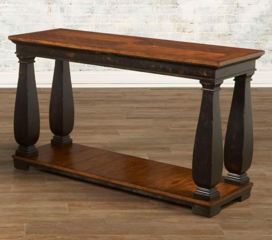 Newbury Sofa Table w/ Shelf