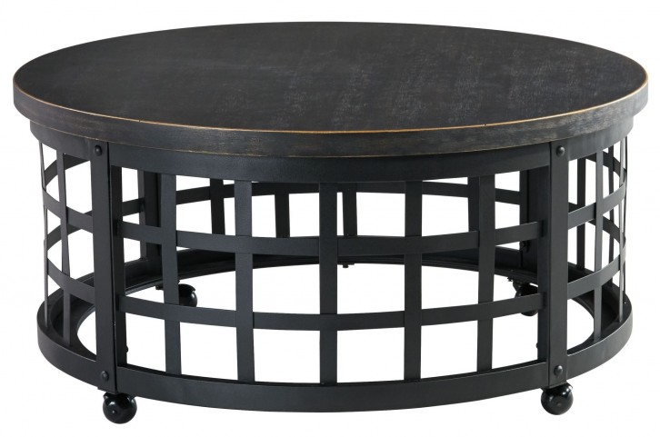 Marimon Round Cocktail Table