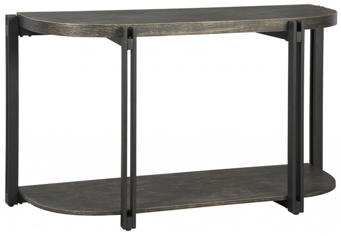 Winnieconi Black Sofa Table