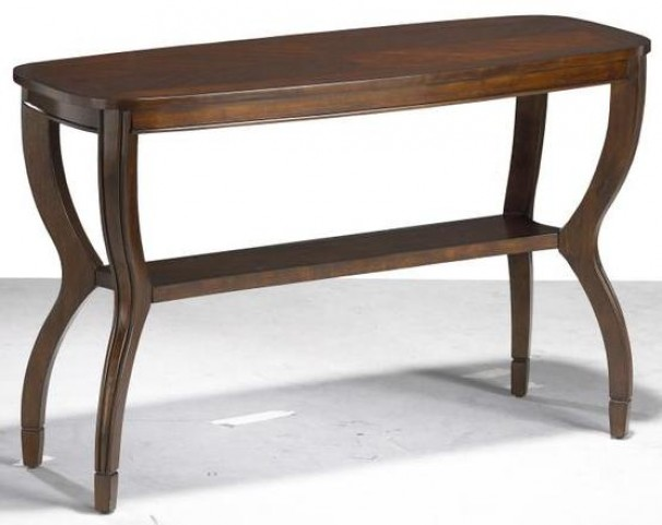 Fancy Cherry Sofa Table