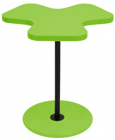 Clover Green Side Table