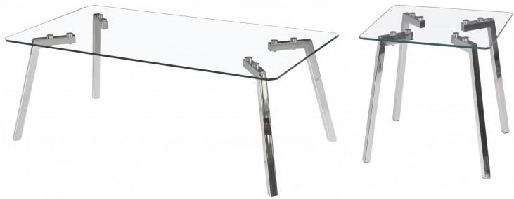 Glacier Occasional Table Set