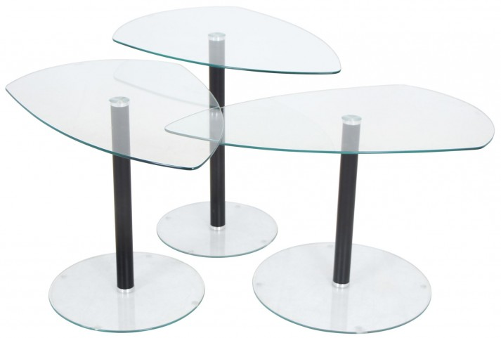 Pix Clear Nesting Tables