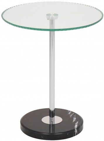 Ripple End Table