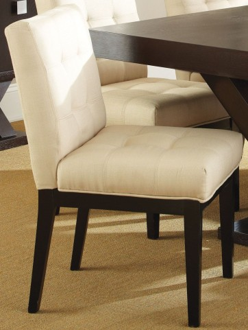 Berkley Dark Espresso Dining Chair Set of 2