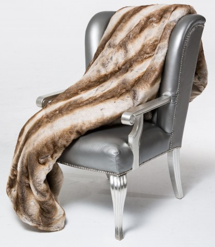 Napoli Sand Fur Throw