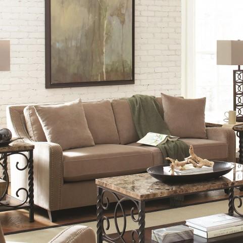 Torres Taupe Sofa