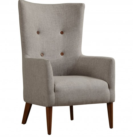 Aspen Beige Linen Chair