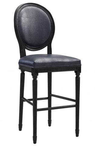 Philip Grey Croc Barstool