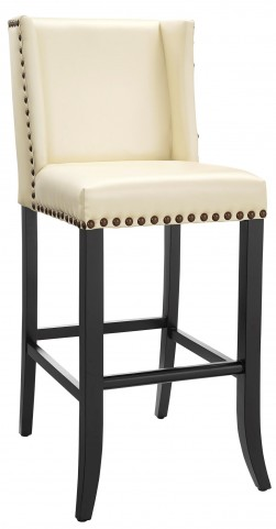 Denver Cream Bar Stool