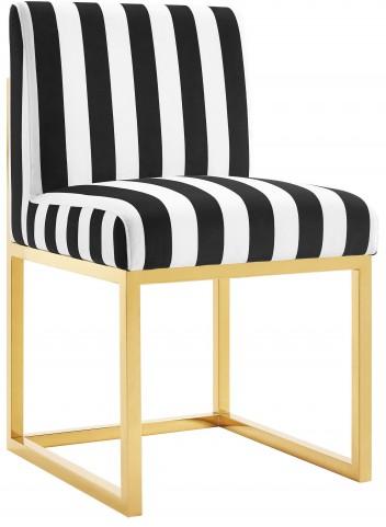 Haute Paris Velvet Chair