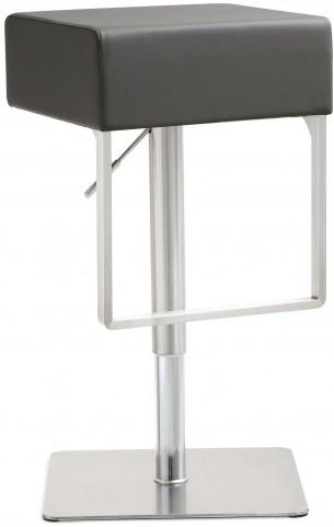 Seville Grey Stainless Steel Barstool
