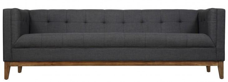 Gavin Gray Linen Sofa
