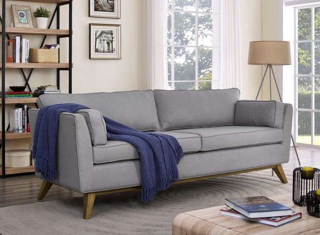 Sussex Light Grey Sofa
