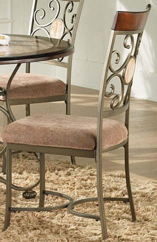 Thompson Warm Cherry Side Chair Set of 2