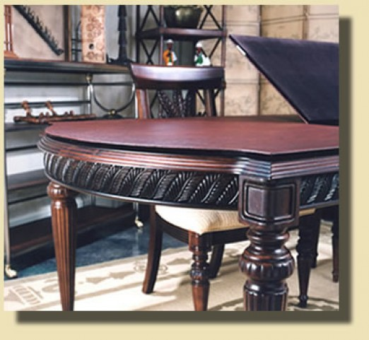 Elite Custom Table Pad - Fits All Tables