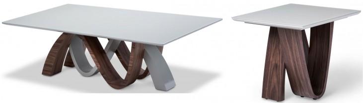 Trance Rapture Rectangular Occasional Table Set