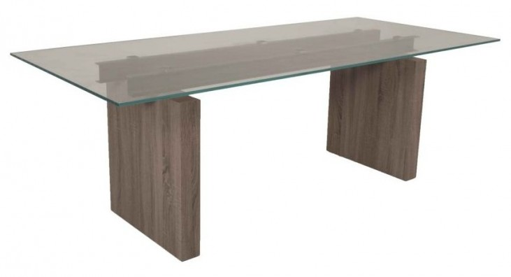 Ritz Trave Driftwood Rectangular Dining Table