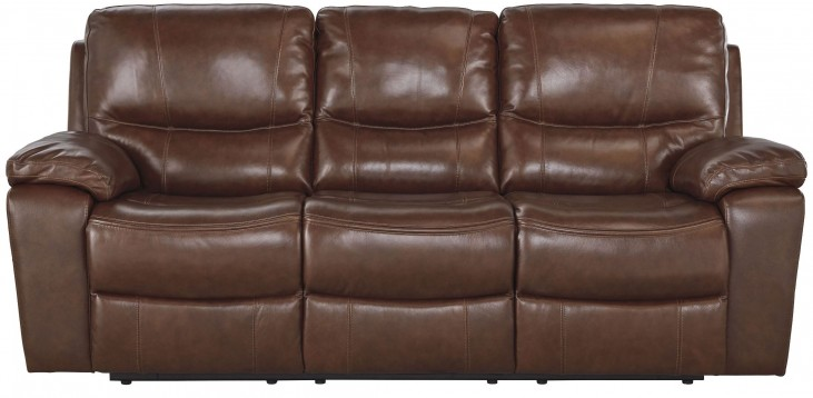 Penache Saddle Reclining Sofa