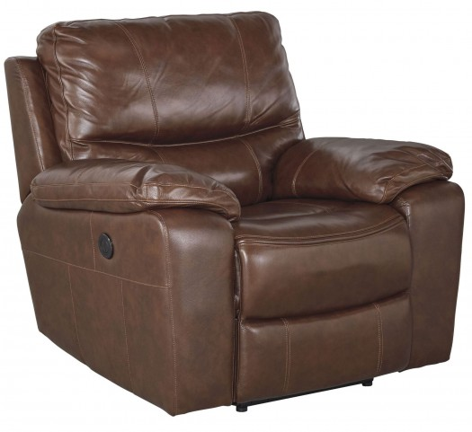 Penache Saddle Power Rocker Recliner