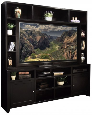 Urban Loft Mocha Entertainment Center