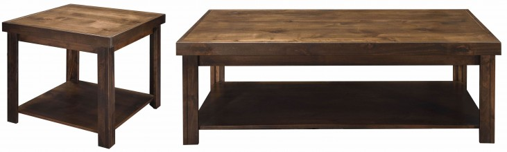 Sausalito Whiskey Occasional Table Set