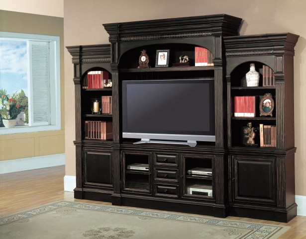 Venezia 5pc Entertainment Wall Unit