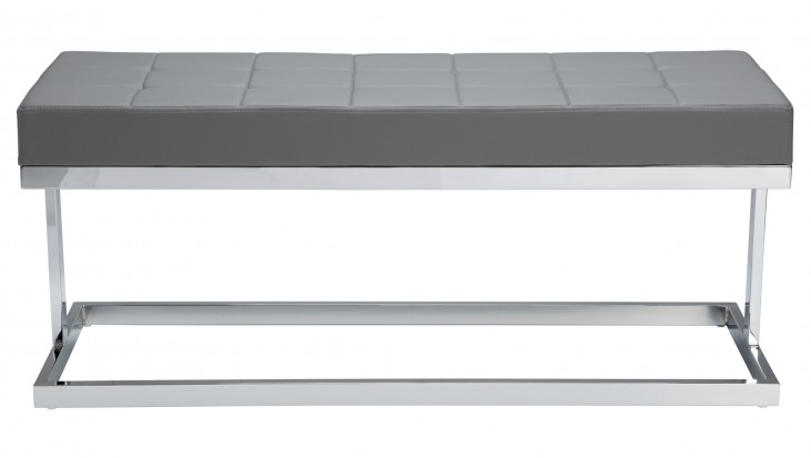 Viceroy Grey Bench