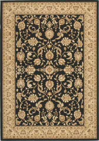 "Visconti Beige Traditional 94"" Rug"