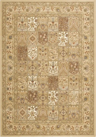 "Visconti Light Traditional 94"" Rug"
