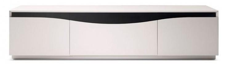 Vista White TV  Stand