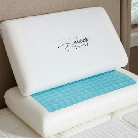 Standard Vitex Gel Memory Pillow