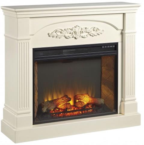 Boddew Cream Fireplace Mantel