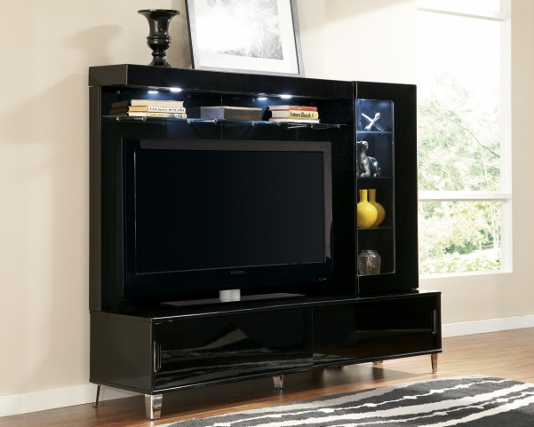 Howick Pier & Bridge Entertainment Wall Unit