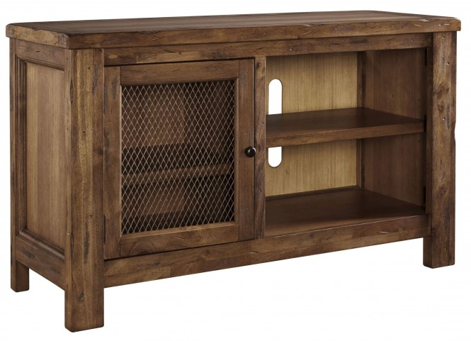 Tamonie Rustic Brown TV Stand