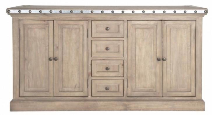Warner Antique Pine Sideboard