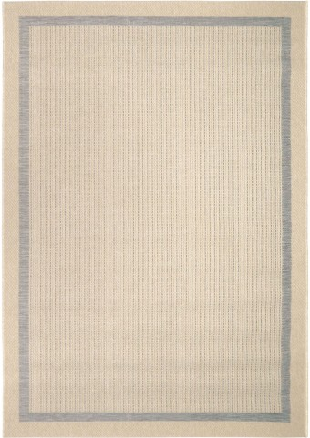 Orian Rugs Indoor/ Outdoor Border Aviva Gray Area Small Rug