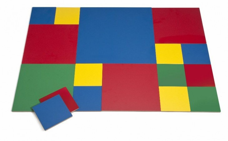 Square Shape Puzzleation