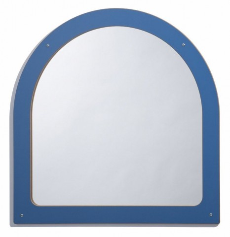 Framed Arch Mirror