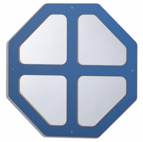 Window Octagon Mirror
