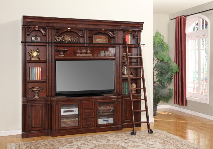 "Wellington 60"" Spacesaver Entertainment Wall Unit"
