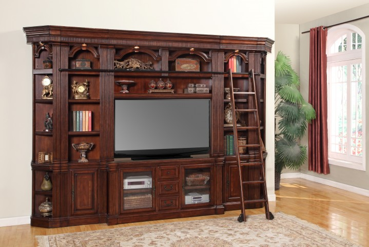 "Wellington 60"" Entertainment Wall Unit"