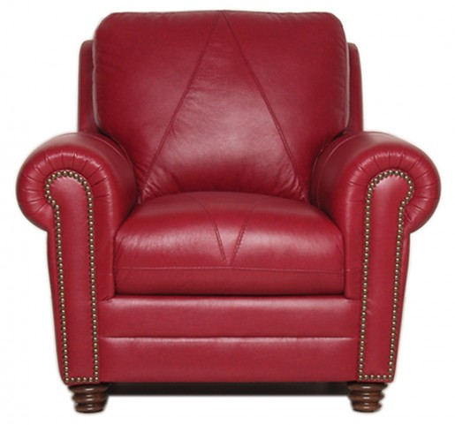 Weston Italian Leather Chair