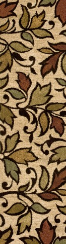 "Wild Weave Getty Bisque Runner 96"" Rug"