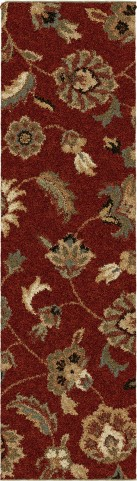 "Wild Weave London Rouge Runner 96"" Rug"