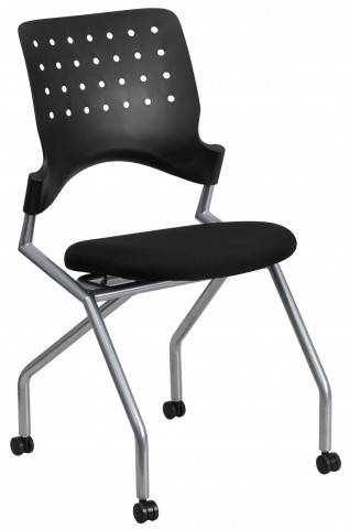 Galaxy Mobile Black Nesting Chair