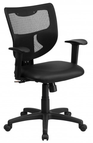 10001536 Galaxy Designer Back Adjustable Arm Task Chair